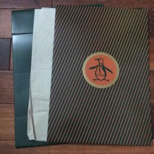 Original Penguin Gift Box